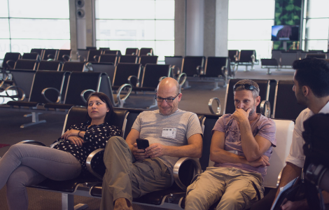 Dan lounges (concourse B and C)